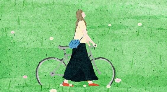 mielipiteen muuttaminen on kuin lähtisi kävelemään pyörän kanssa