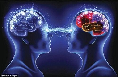 onko telepatiaa kahden ihmisen välillä