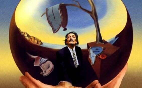 7 yllättävää sitaattia Salvador Dalílta