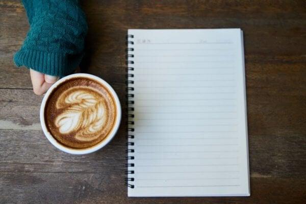 5 helppoa terapeuttista kirjoitusharjoitusta