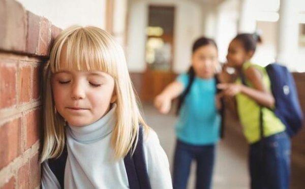 lasta kiusataan koulussa