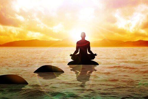 meditoimalla on mahdollista lopettaa kärsimys