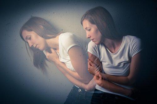 ahdistus ja epämukava olo