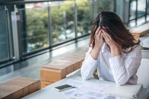 Ergofobia: työn pelko