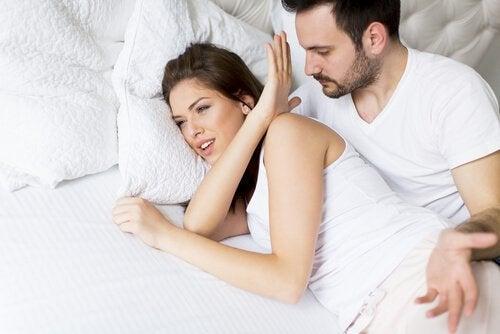 seksuaalisen halun puute naisella