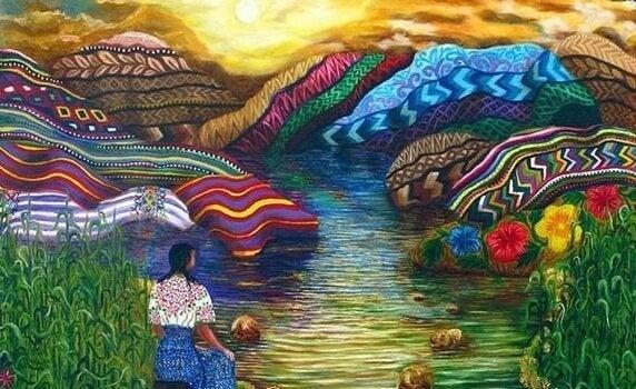 meksikolainen maalaus