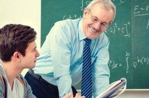 inspiroiva opettaja