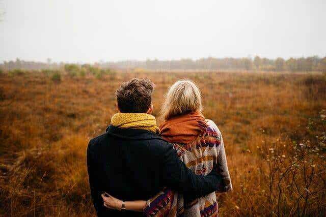 Rakkaus ei pyyhi pois menneisyyttäsi, mutta se muuttaa tulevaisuutesi