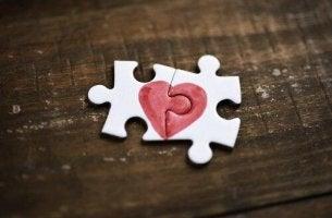 palapelin palat yhdistävät sydämen