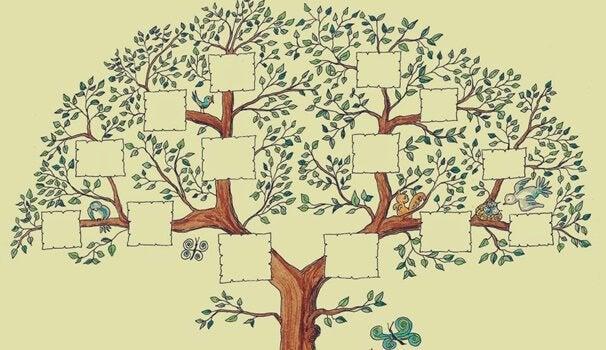 tyhjä sukupuu