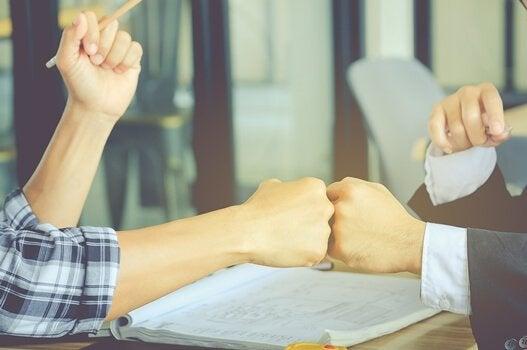 kinesteettinen kommunikointi työpaikalla