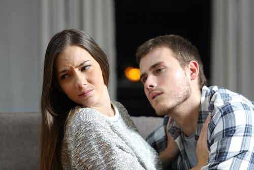 Malaxofobia: oireet, syyt ja hoito