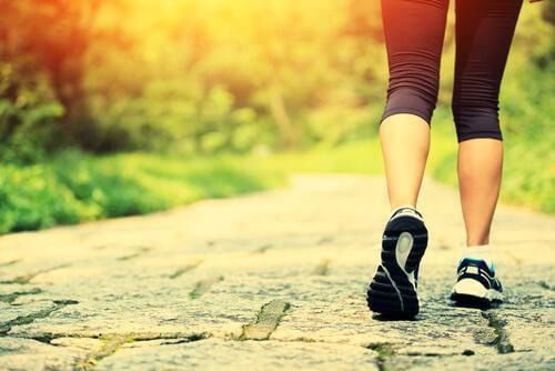 Kävelyn edut kuntoilumuotona