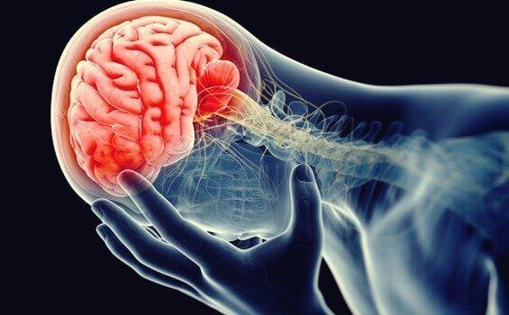 jatkuva masennus ja aivot