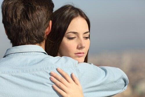 pettämisen jälkeen rakkaus lakkaa olemasta eksklusiivista