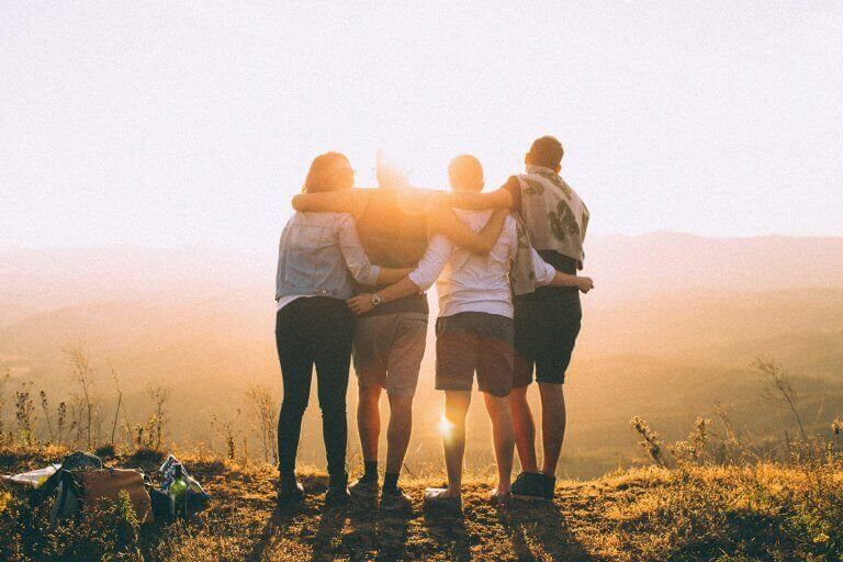 ystävällisyyden edut: hyvät ihmissuhteet