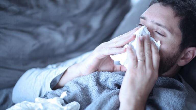 stressin vaikutukset kehoon: heikentynyt puolustus