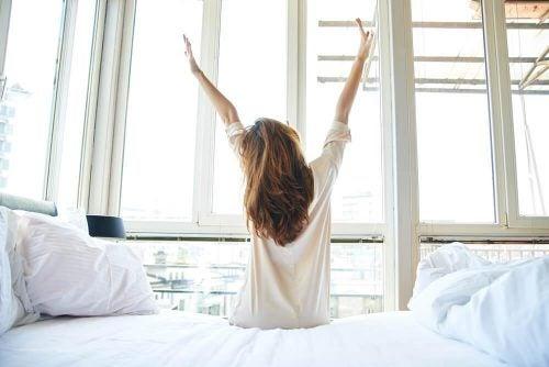 6 tapaa olla heräämättä väsyneenä