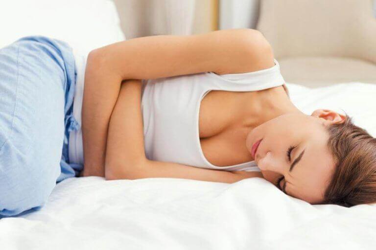 stressin vaikutukset kehoon: vatsakivut