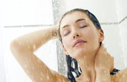 kun emme halua nousta sängystä, suihku voi auttaa