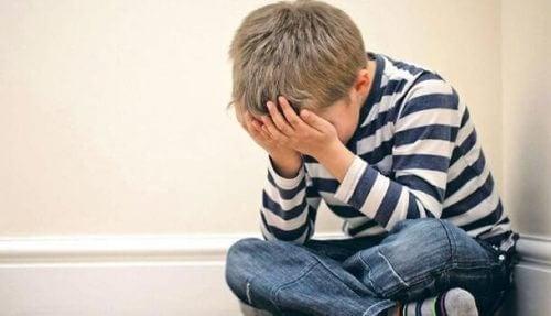 Lapsuuden trauma, joka altistaa ihmisen psykoosille