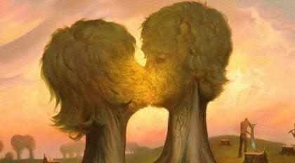Romanttisen rakkauden evoluutio