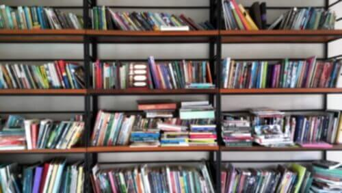 hamstraushäiriö: paljon kirjoja