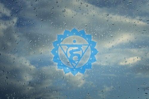 sininen chakra