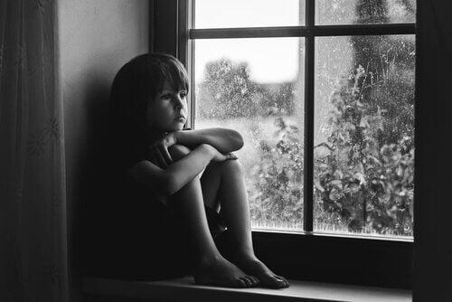 Lapsen huono itsetunto