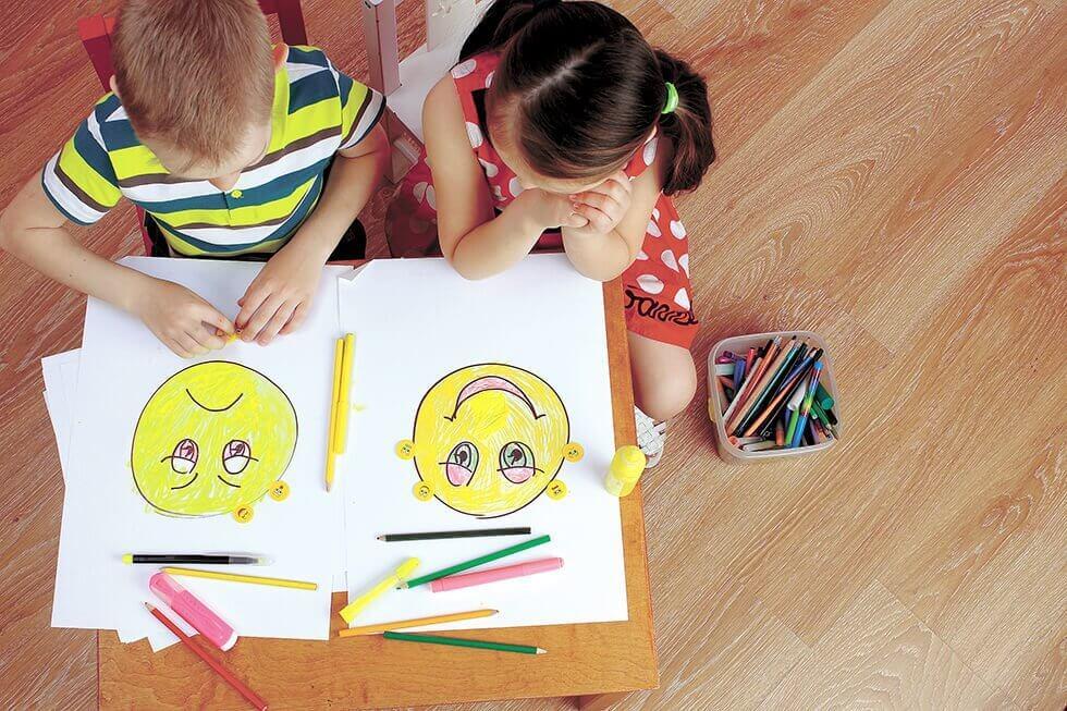 tunteiden oikeaoppinen hallitseminen auttaa lapsia jokapäiväisessä elämässä