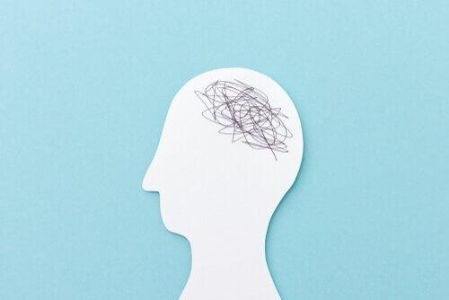 kun mielesi ei anna sinulle taukoa, aivoissa on sekasotku