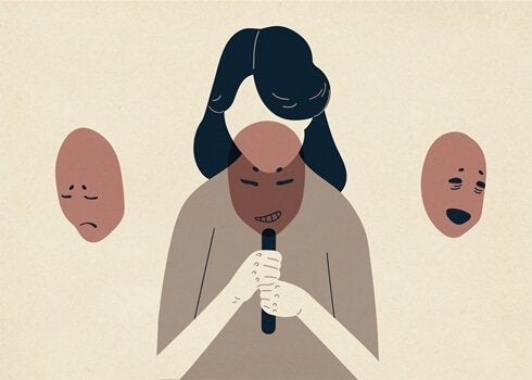 Kolme patologisen narsismin naamiota
