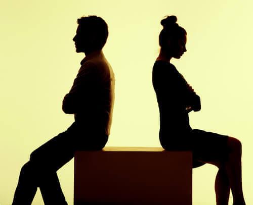 kumppanin jättäminen ei ole helppoa