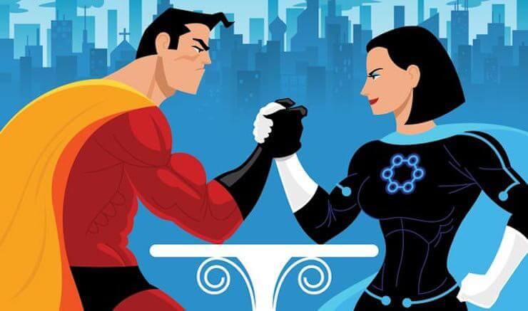 supersankarit mittelevät