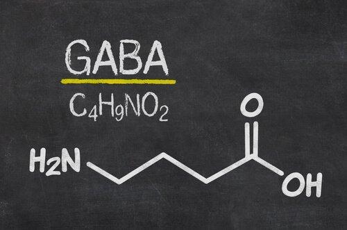 gamma-aminovoihapon kaava