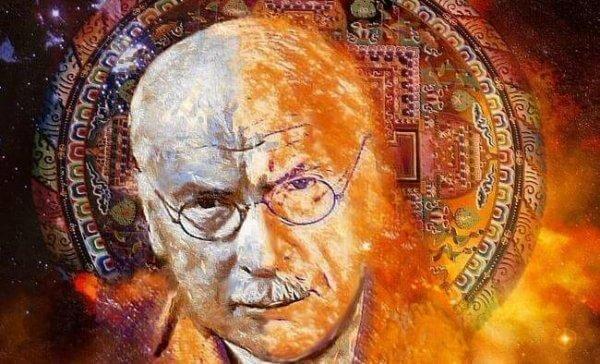 kultakukan salaisuus ja Carl Jung