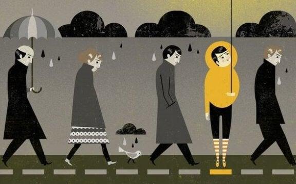 5 surun ja masennuksen välistä eroa