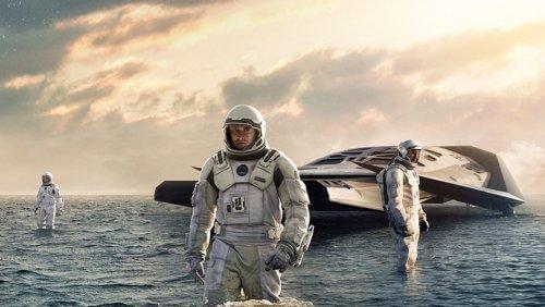 kohtaus elokuvasta interstellar