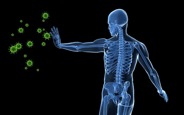 henkinen immuunijärjestelmä