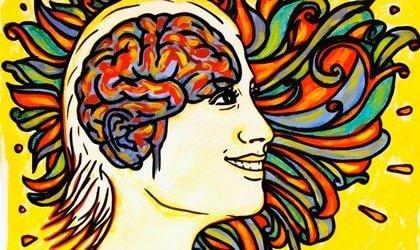 Onnellisuus sijaitsee vasemmassa aivopuoliskossa