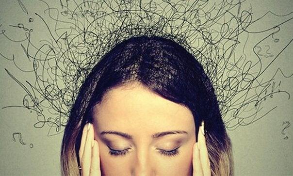 Ahdistuksen vaikutus aivoihin: uupumuksen labyrintti