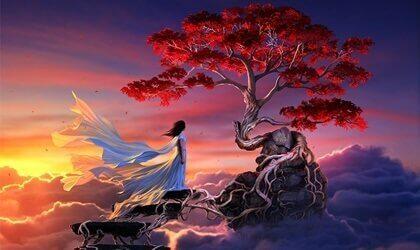 Sakuran legenda: todellinen rakkaustarina