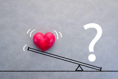 rakkautta vai jotain muuta?