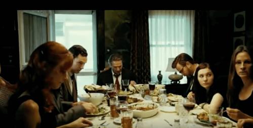 kohtaus elokuvassa Perhe – August: Osage County