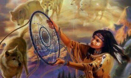 Unisieppari: kaunis Lakota-heimon legenda