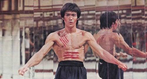 Bruce Lee elokuvassa