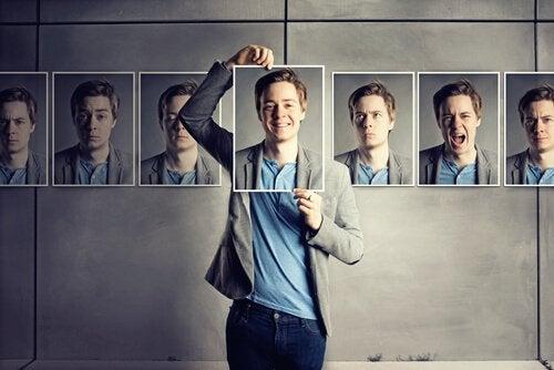 ainakin neljä persoonallisuustyyppiä