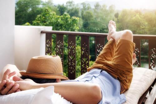 spontaanisuus on ottaa hetki vapaata