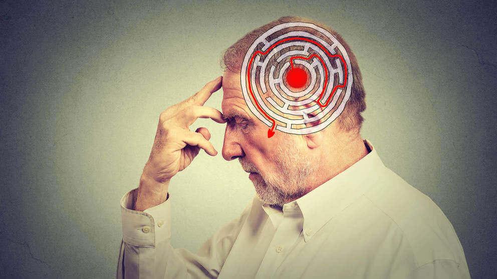 vanhat miehen aivot raksuttavat
