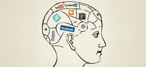 aivolohkot sosiaaliselle medialle